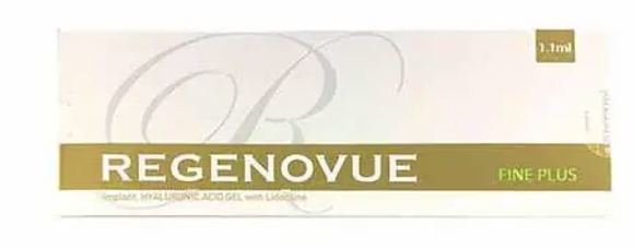 Regenovue Fine Plus with Lidocaine - 1 x 1.1ml