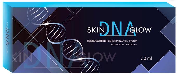 Skin Glow DNA - 1 x 2.2 ml (Korea)