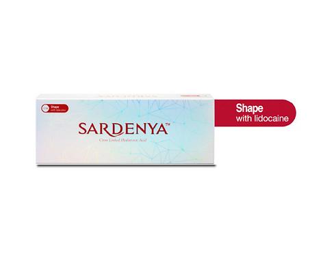 Sardenya Shape Lidocaine