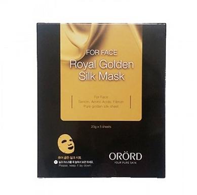 Royal Golden Silk mask ORORD Korea