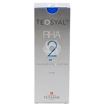 Teosyal RHA2 - 2 * 1,0 ml