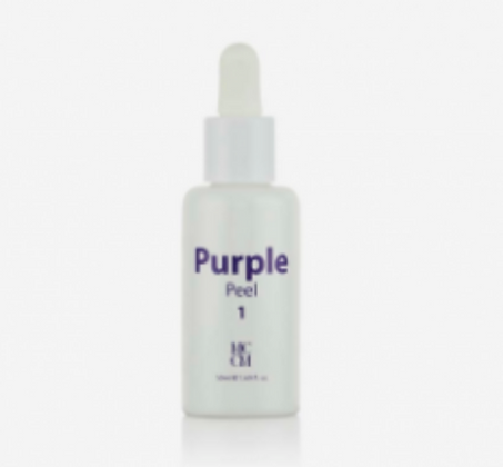 PURPLE PEEL 1-TCA 10% + RETINOIC ACID 10%