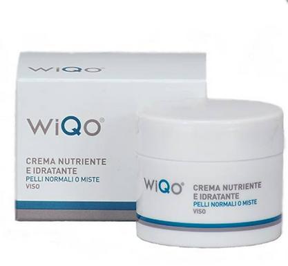 WiQO Cream Normal & Mixed Skin-50ml