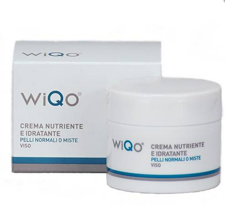 WIQO CREAM NORMAL AND MIXED SKIN-50ml