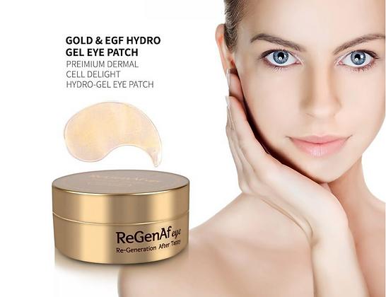 ReGenAf Gold EGF Hydro-Gel Eye Patch (60 sheets)