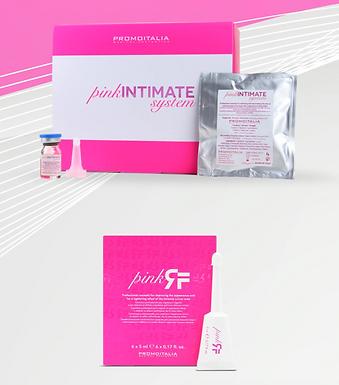 Promoitalia Pink Intimate - 1 vial x 3ml + Pink RF1 - 5ml