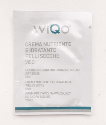 WiQO Med Cream +WiQO Smoothing Fluid - 2 sachet x 3ml each