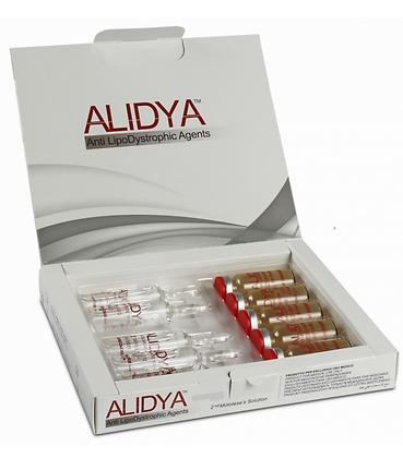 Alidya - New Aqualyx - Solution For Treating Cellulite 5vials x 10 ml