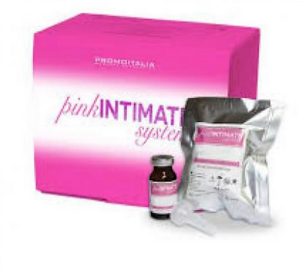 PROMOITALIA PINK INTIMATE (Vaginal Peel)- 14vials x 3ml (Box)