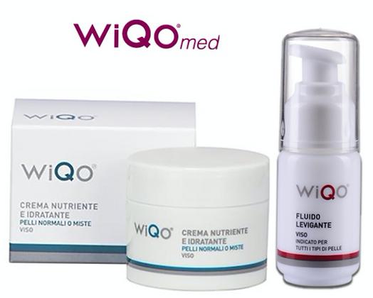 WiQO Med Post Peel Care (Smoothing Fluid+Cream)-$536