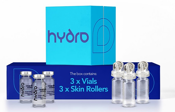 Promoitalia HYDRO - 3 x 5ml (6 to 9 application per box)