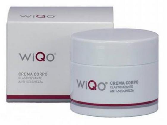 WIQO BODY CREAM - 500ml (Italy)