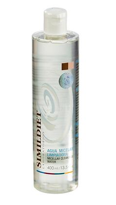 Simildiet Aqua Micelar Cleansing Water -  400ml