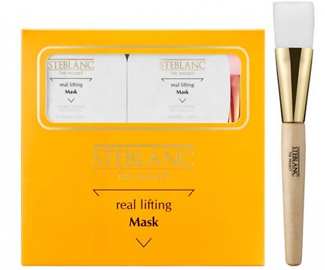 STEBLANC THE PROJECT REAL LIFTING MASK - 8 TREATMENTS