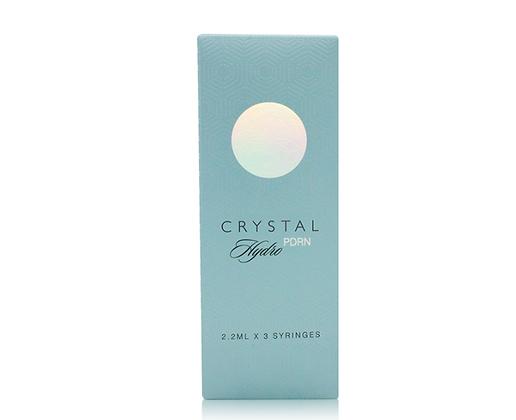CRYSTAL  HYDRO PDRN - 2.2ml x 3 syringes