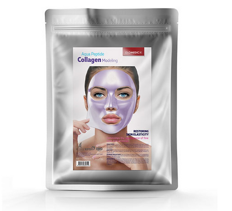 GLOMEDIC+ Aqua Peptide Collagen Mask - 1000g