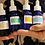 Serums for the  facial treatments: Iondophoresis, for professional use with an ultrasound device.