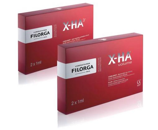 Filorga X-HA Volume - 2 x 1 ml (France)