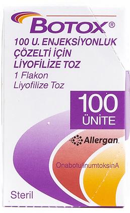 Botox/Turkey - 100 iu