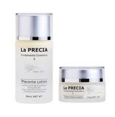 La Precia Lotion - 80ml, La Precia Placenta Cream-31g