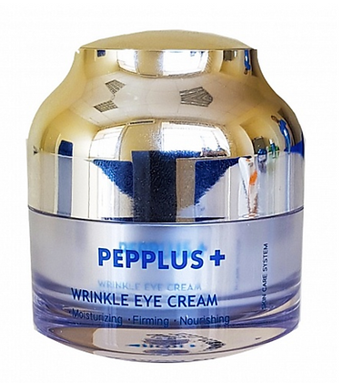 Eye cream with peptides PEPPLUS +