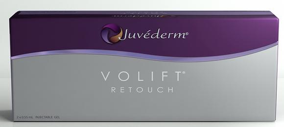 Juvéderm VOLIFT Retouch - 2 x 0.55ml
