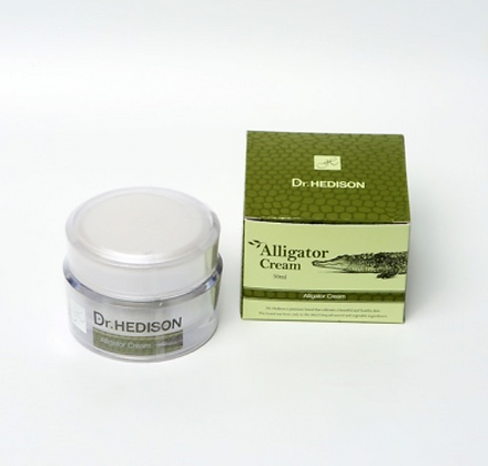 Dr. Hedison Aligator Cream - 50g