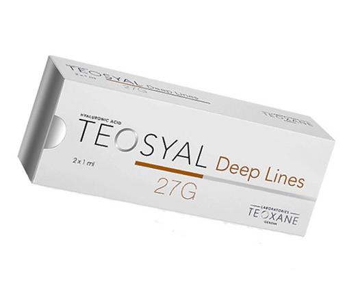 Teosyal Deep Lines - 2 x 1ml