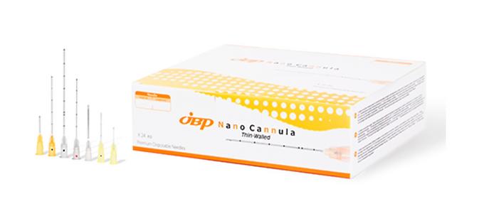 JBP Nanocannula (24pcs/Box)
