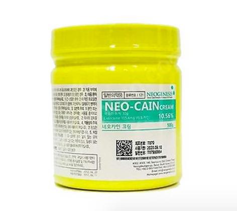 NEO-CAIN LIDOCAINE CREAM 10.56% - 500g