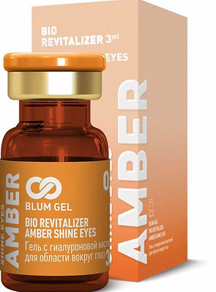 Blum Gel Bio Revitalizer Amber Shine Eyes 0,8 % - 3ml