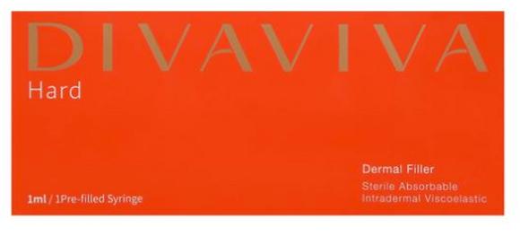DIVAVIVA Hard - 1 x 1ml