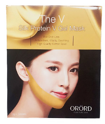 V LIFTING FACE MASK, ORORD - Lipolytic mask Korea