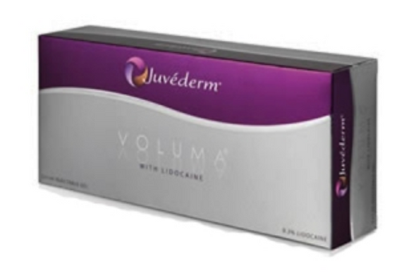 Juvederm Voluma with Lidocaine - 2 x 1ml