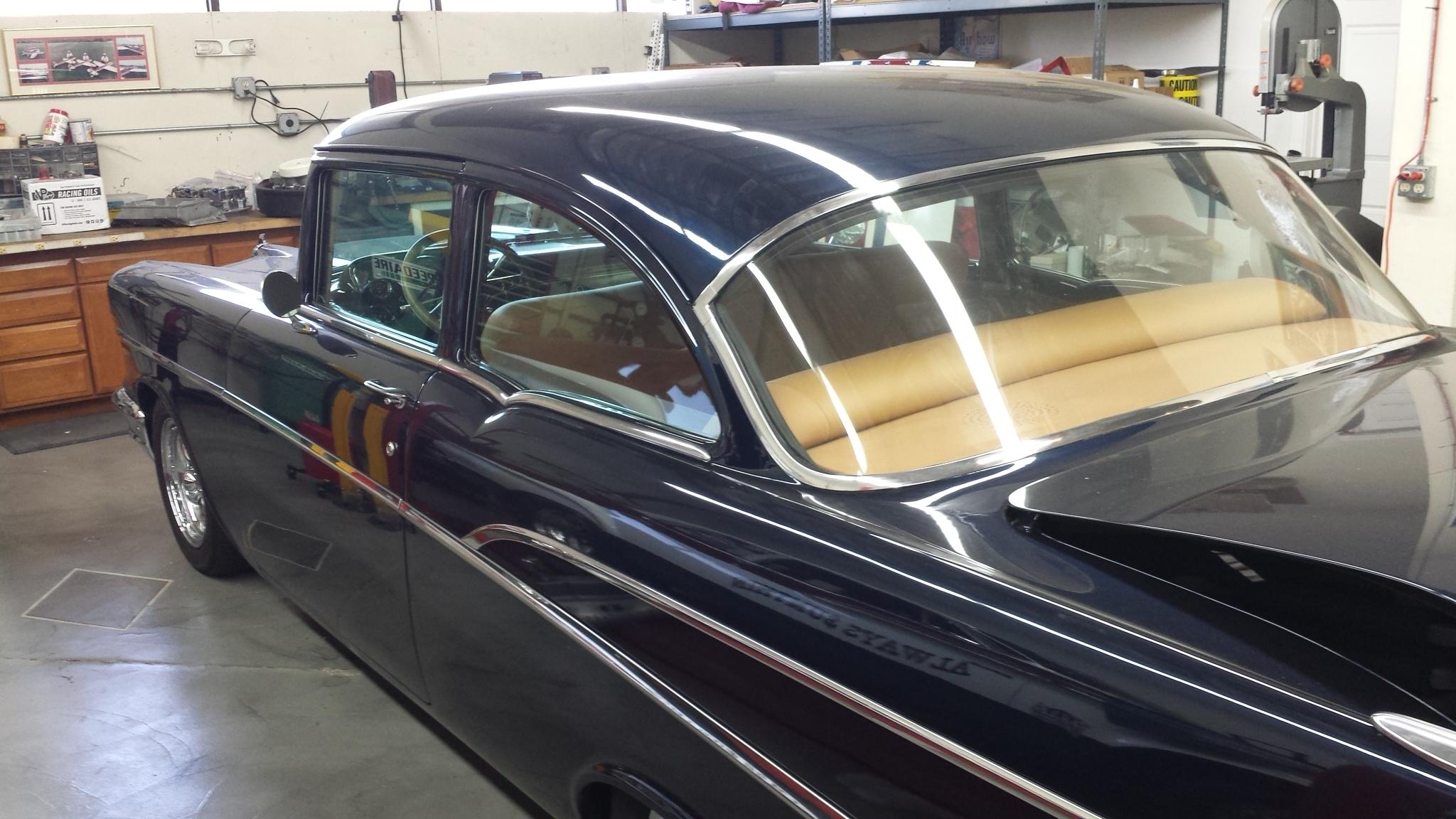 57 LS Chevy