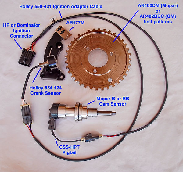 Holley Tech | FAST Man EFI, Fuel Injection, California