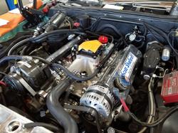 Big Inch 900 HP Street Motor