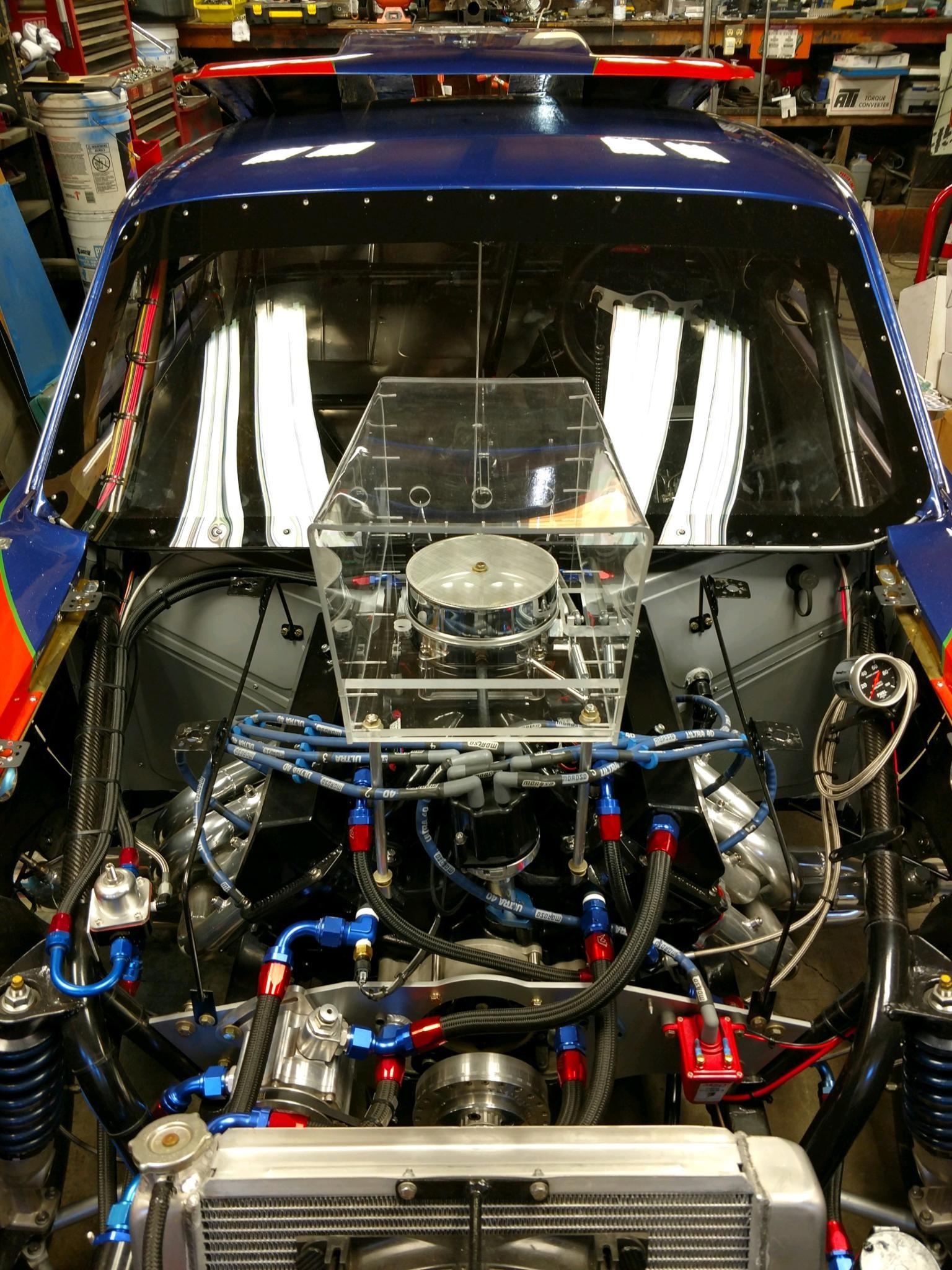 Alky Motor