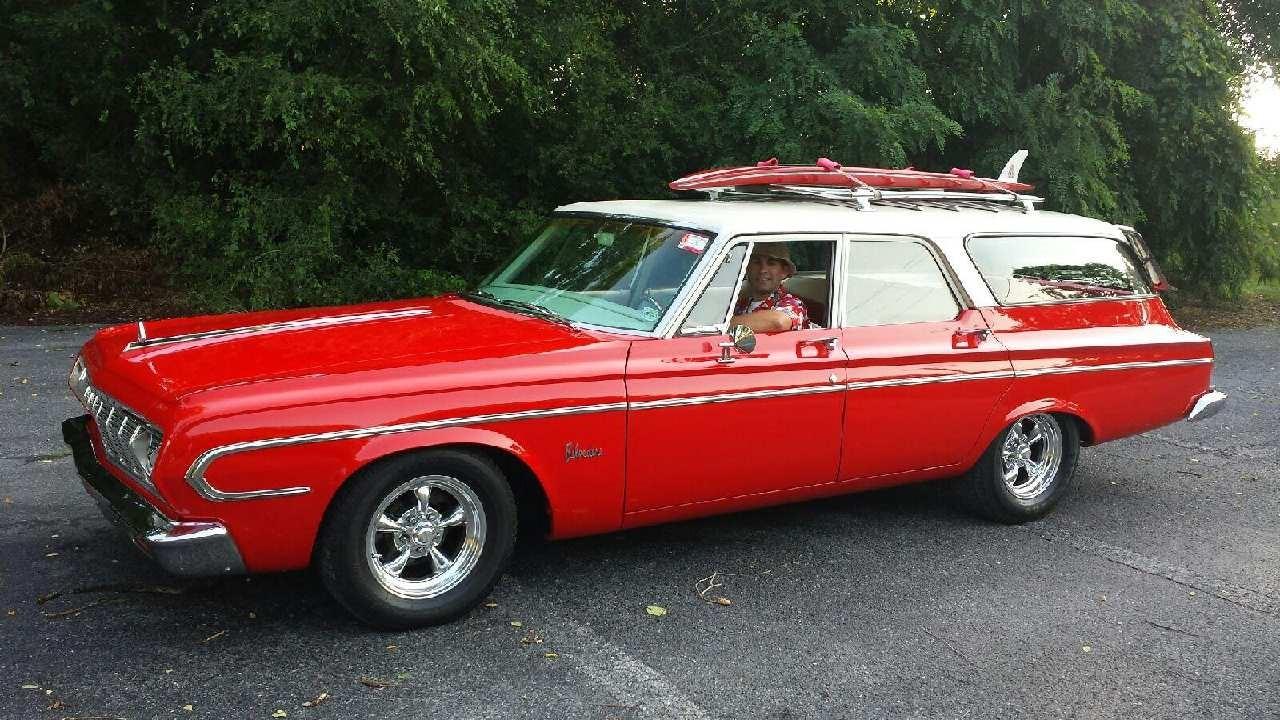 64 Wagon