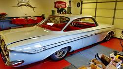 700CI Smooth EFI Chevy