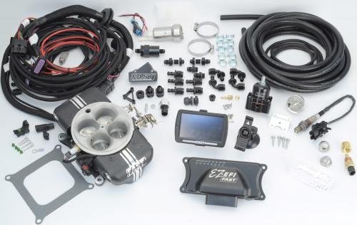 FAST EZ-2 with in-line or in-tank fuel system
