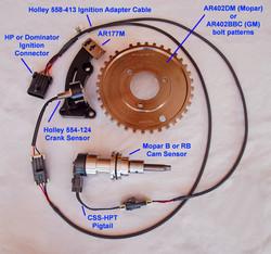 Mopar CNP Kit for Holley Users