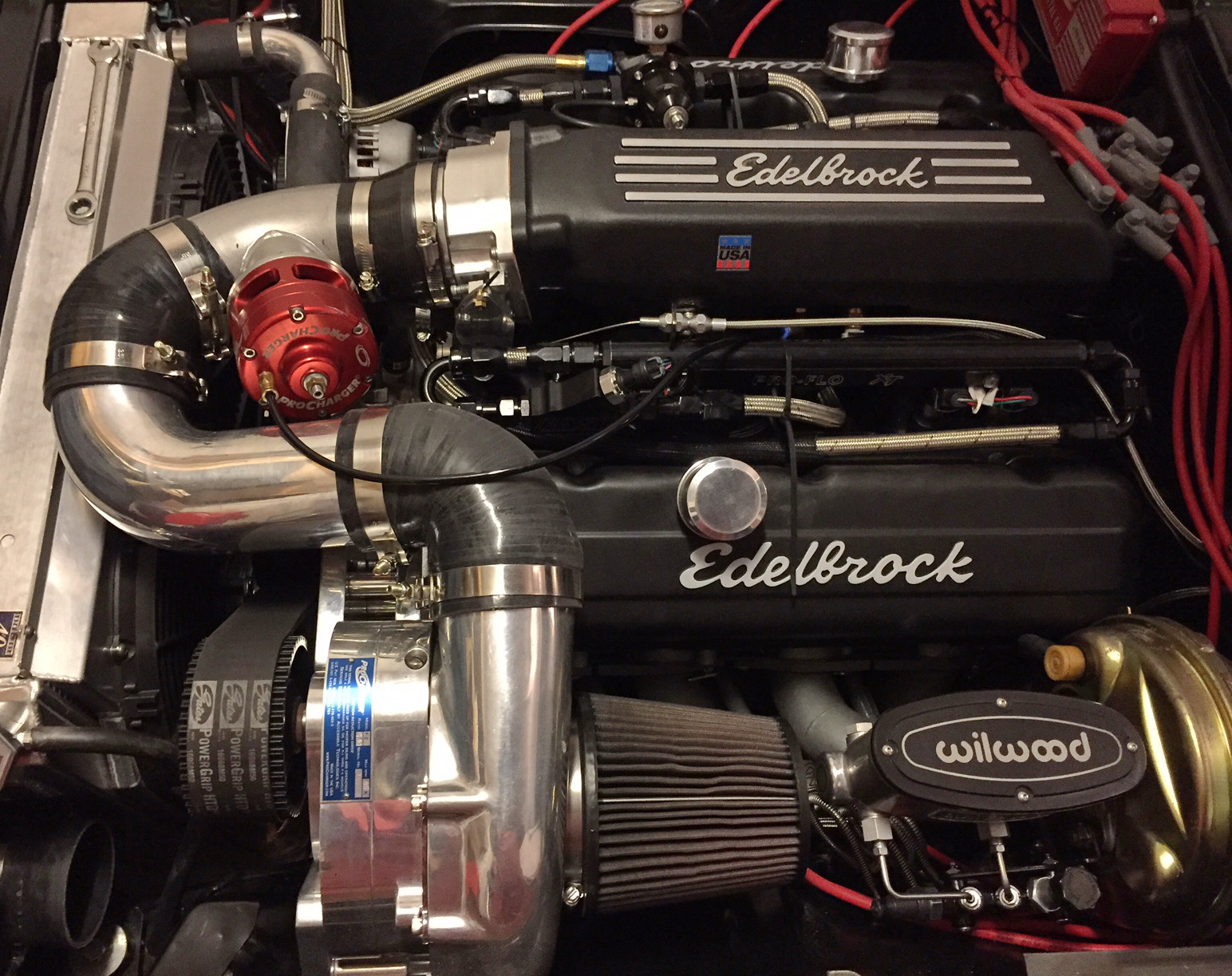 Procharged 540