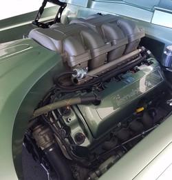 Tomahawk Coyote Engine