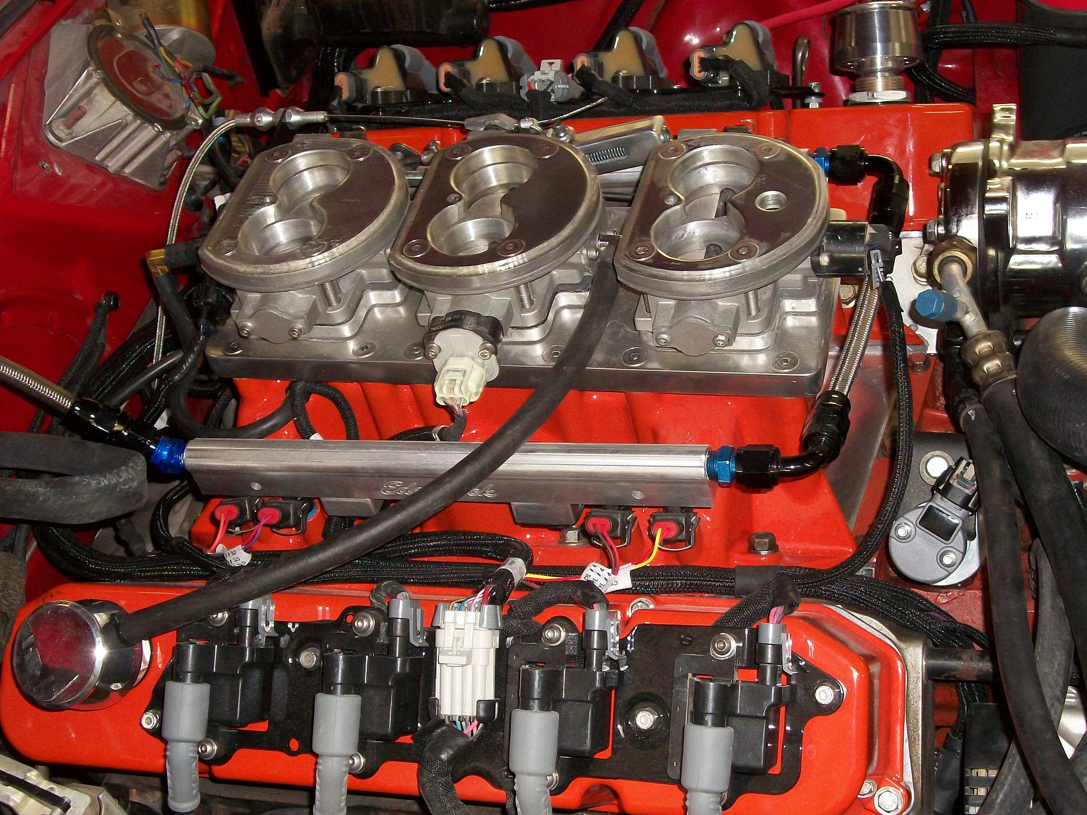Cool Mopar 496 big block with CNP