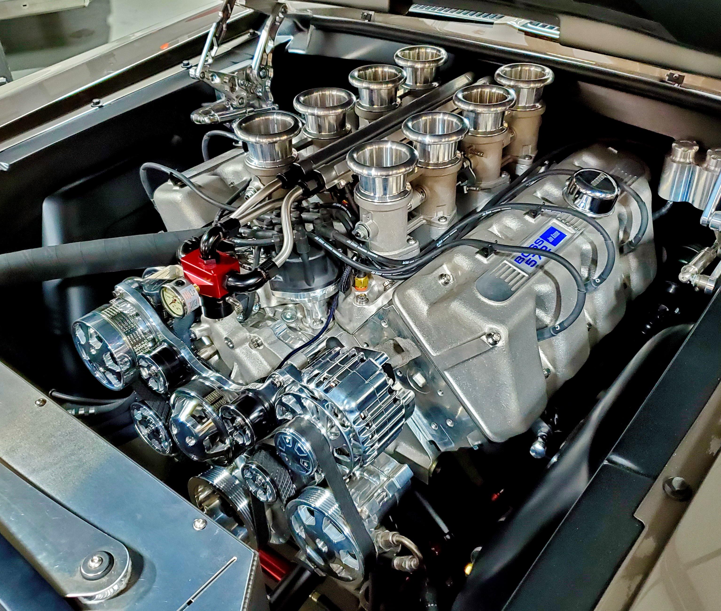 Cool Stang Motor