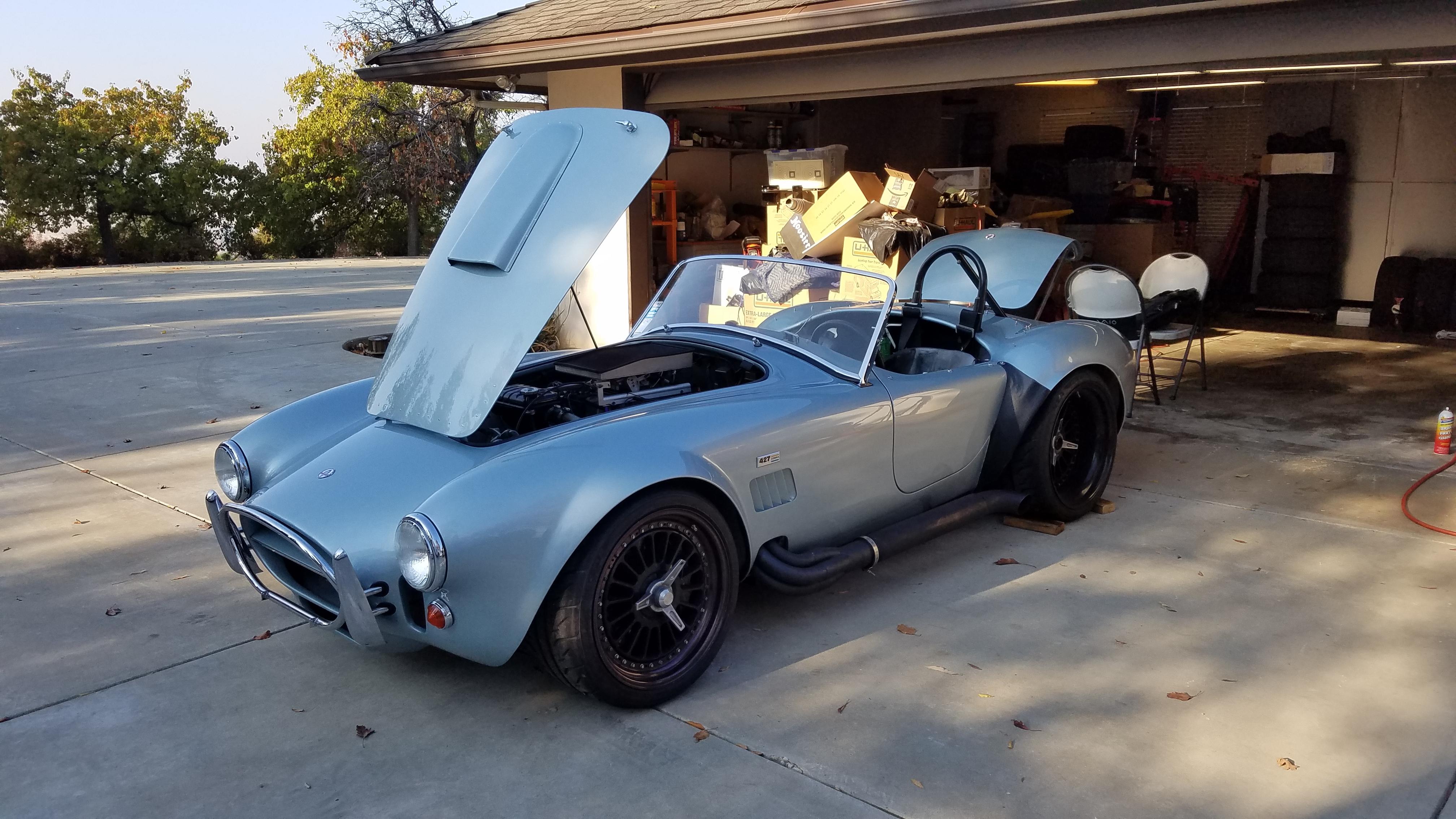ORIGINAL 427 Cobra