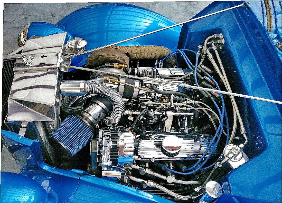 Buick 231 V6 EFI Engine