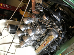 32 Ford Engine