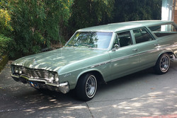 1965 Buick Special Wagon